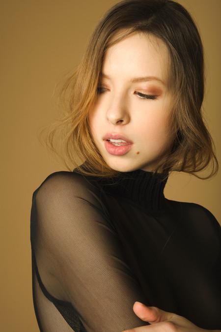 Photographer - Andrew R Moore  Makeup Artist -Suzanne Christie  Hair Stylist - Conor Cullen Model - Zuzzanne Woznicka