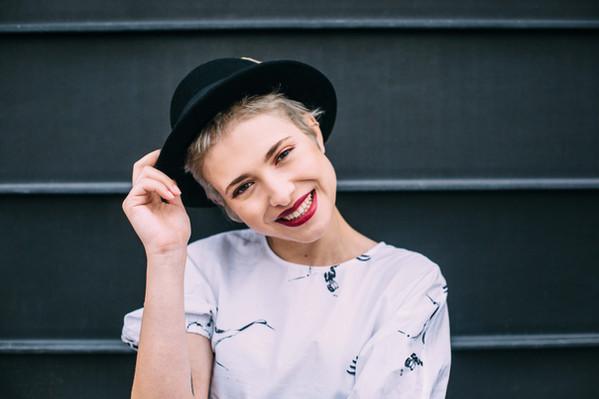 Photographer - Ciara Menzies   MUA & Hair Stylist Model - Mela Adela