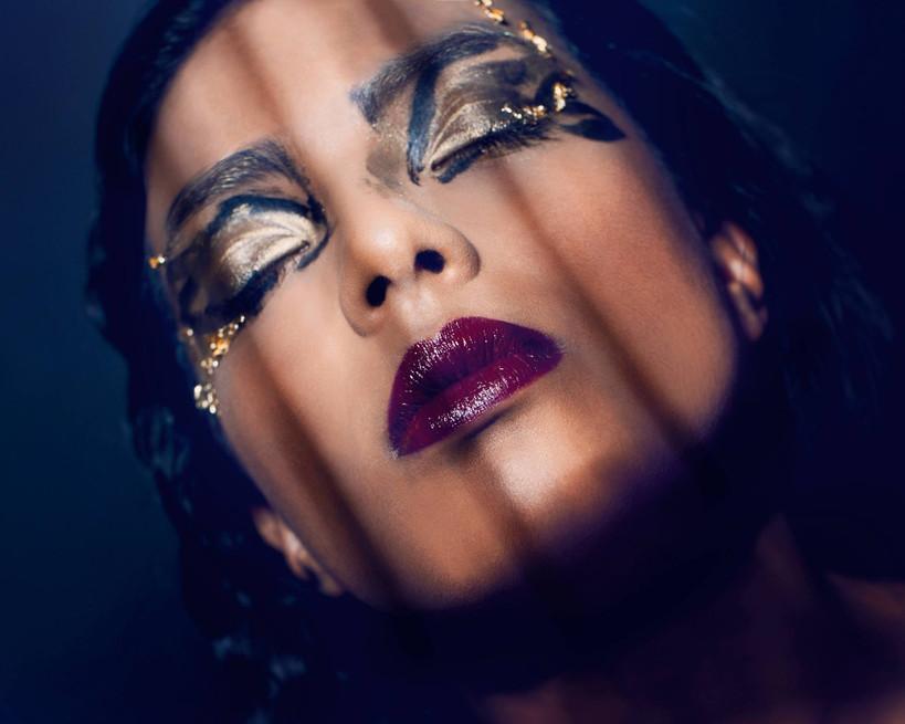 Photographer - Hannah Houston  MUA & Hair Stylist - Suzanne Christie  Model - Farhanah Shabana
