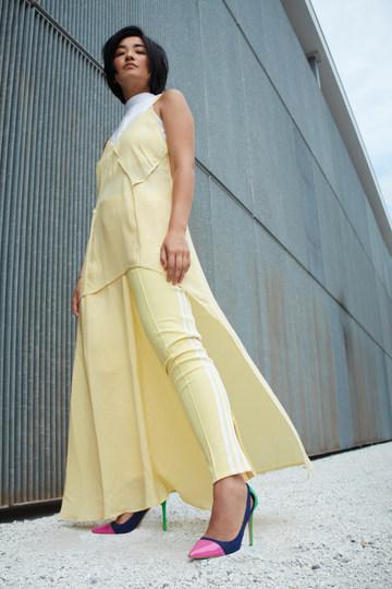 Photographer - Andrew R Moore    Stylist - Tegan Whybrow MUA & Hair Stylist - Suzanne Christie  Model - Silvia Razakova
