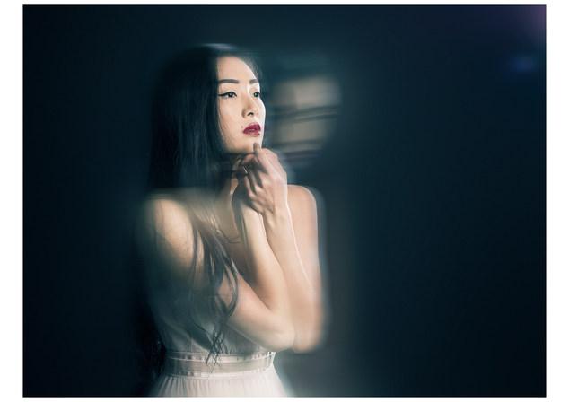 Photographer - Jessica Shurte  MUA & Hair Stylist - Suzanne Christie  Model - Ivy  Eliane Ruolin
