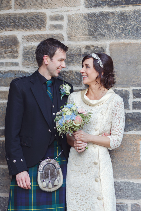 Photographer - Hannah Love Photography  Bride and Groom - Katy & Andy  MUA & Hair Styling - Suzanne Christie  Location - Riddle's Court