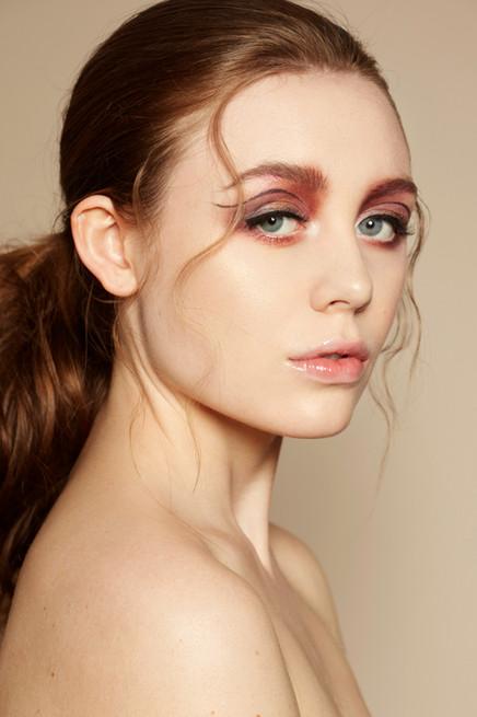 Photographer - Andrew R Moore MUA & Hair Stylist - Suzanne Christie  Model - Ashley