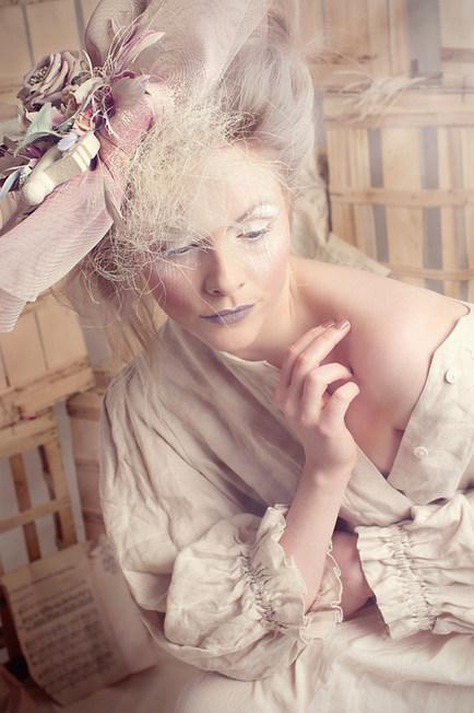 Photographer - Hannah Houston MUA & Hair Stylist - Suzanne Christie  Model - Kirsty Jones