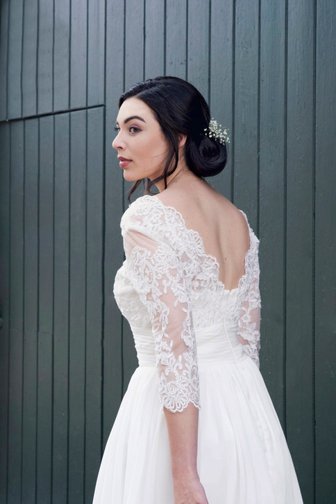 Photographer - Nadine Is'haq MUA & Hair Stylist - Suzanne Christie  Model - Mariel Fox