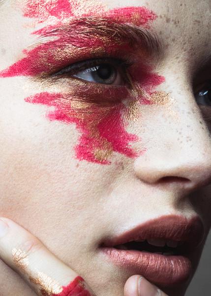 Photographer - Matt Marcus  MUA & Hair Stylist - Suzanne Christie  Model - Rachel Innes