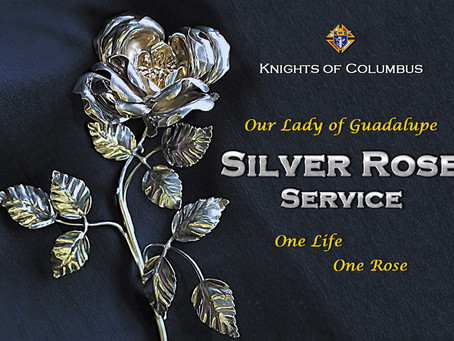 Our Lady of Guadalupe Silver Rose Procession