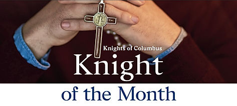 Knight of the Month