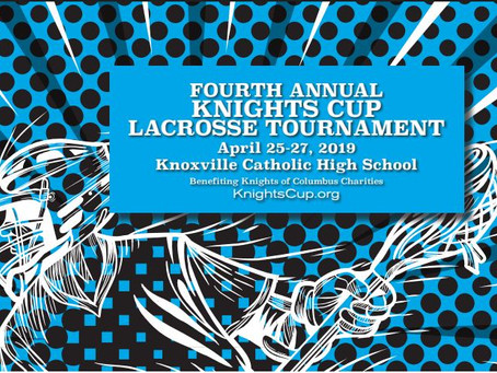 Fourth Annual Knights Cup Lacrosse Tournament