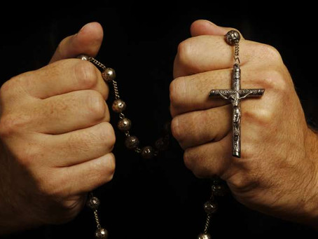 First Friday Rosary Vigil for Persecuted Christians