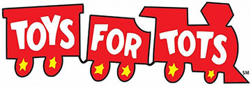 Toys for Tots Fundraiser Invitation