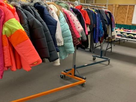 Council Recognition: Coats for Kids Drive