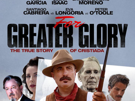 For Greater Glory now available on Netflix