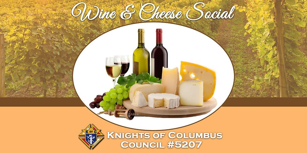 14th Annual Wine & Cheese Social