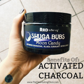 Skin Detox: Activated Charcoal