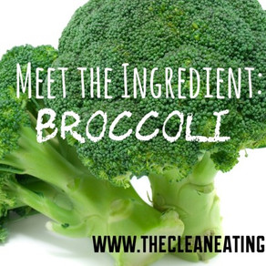 Meet the Ingredient: Broccoli