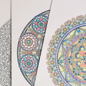 The Mind, Body and Spirit Benefits of Coloring