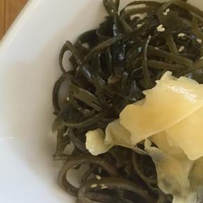 Sesame-Seaweed Salad