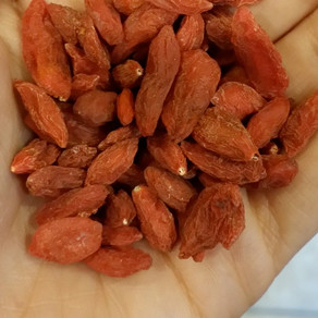 Meet The Ingredient: Goji Berries