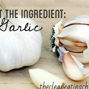 Meet the Ingredient: Garlic