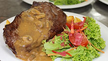Weavers Mosgiel Restaurant Steak