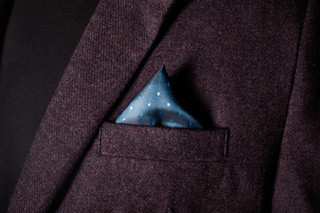 Tailored Jacket close up 1