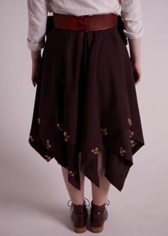 Violet Baudelaire - Back Skirt