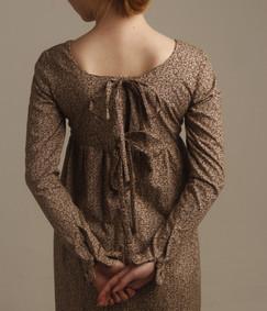 Elizabeth Bennet Regency Dress 3
