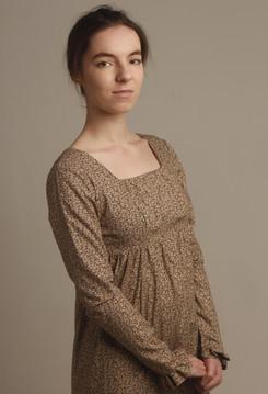 Elizabeth Bennet Regency Dress 2