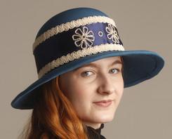 Buckram Hat 2
