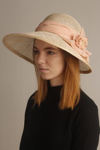Sinamay Hat 1