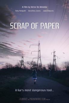 Scrap of Paper (2021)