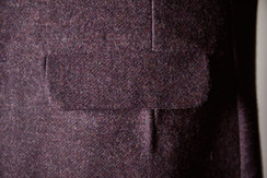 Tailored Jacket close up 2