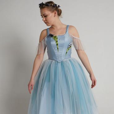 The wilis - ballet costume