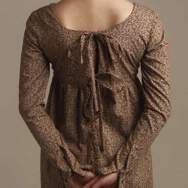 Elizabeth Bennet - Regency Dress