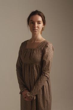 Elizabeth Bennet Regency Dress 5