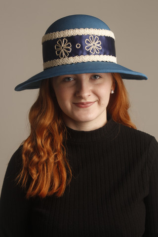 Buckram Hat 1