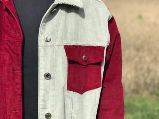 Corduroy Jacket 10