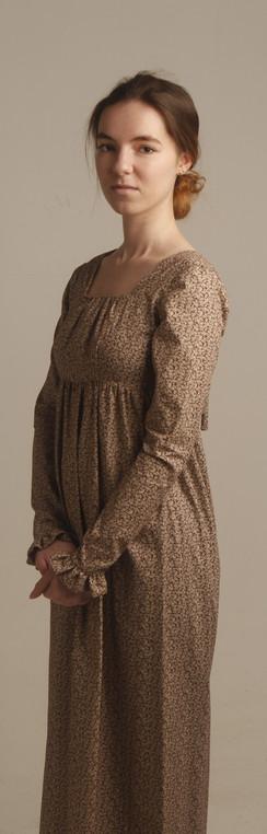 Elizabeth Bennet Regency Dress 1