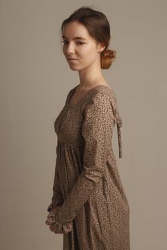 Elizabeth Bennet Regency Dress 4