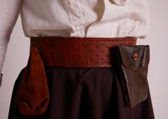 Violet Baudelair - Belt Close Up
