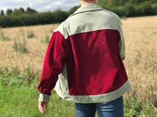 Corduroy Jacket 11