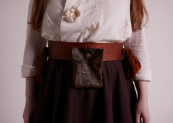 Violet Baudelaire - Belt Close Up