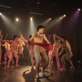 vol.4.5 ダンス公演「nuide」