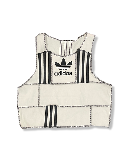 Cropped Recon Athletic Tank 2