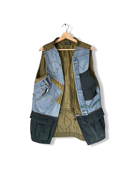 Recycled Vest 1