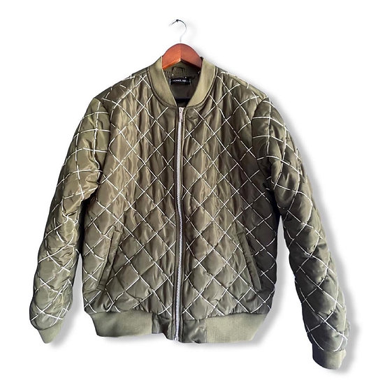 """""""Quilted"""" jacket"""
