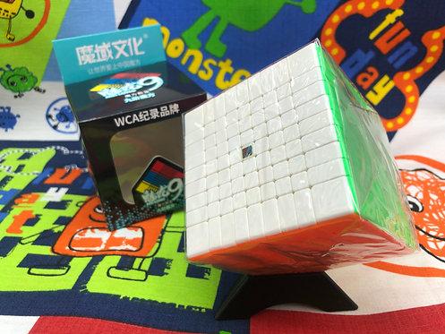 9x9 Moyu Meilong stickerless