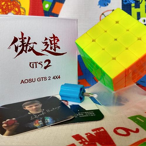 4x4 Moyu Aosu GTS v2 stickerless colored