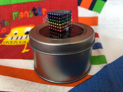 Neo Cube 3mm 6 colores esferas